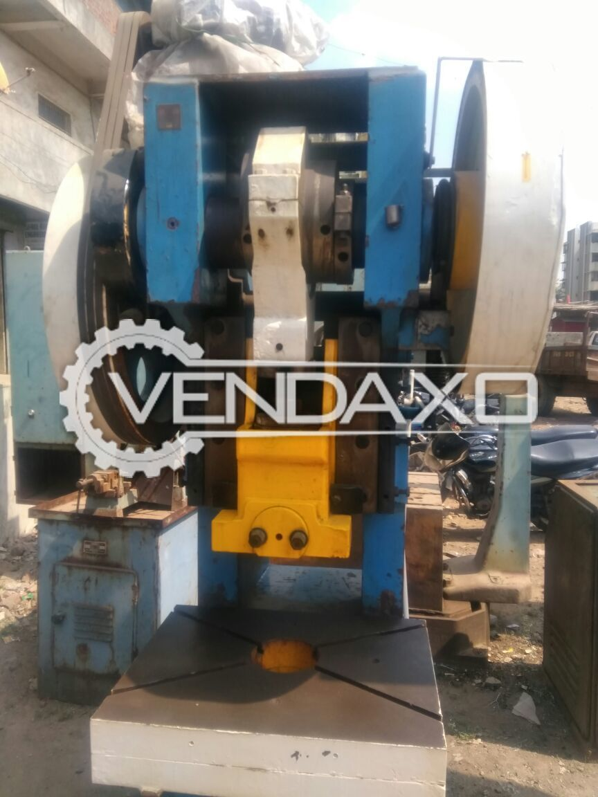 60 ton power press 4