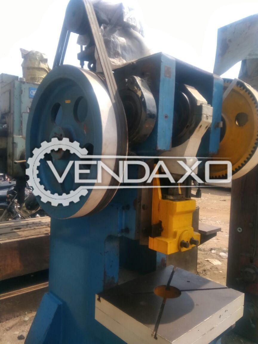 60 ton power press 5