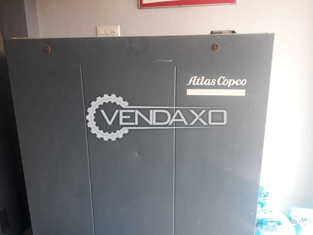 Atlas Copco GAE 30 P Air Compressor - 30 kW, 2010 Model