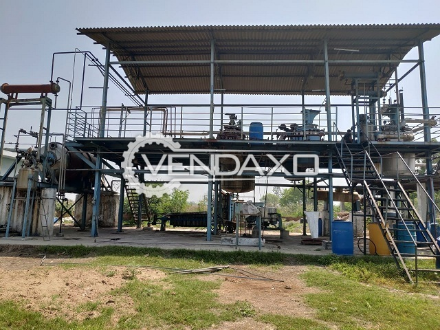 Available For Sale Herbal Extraction Plant