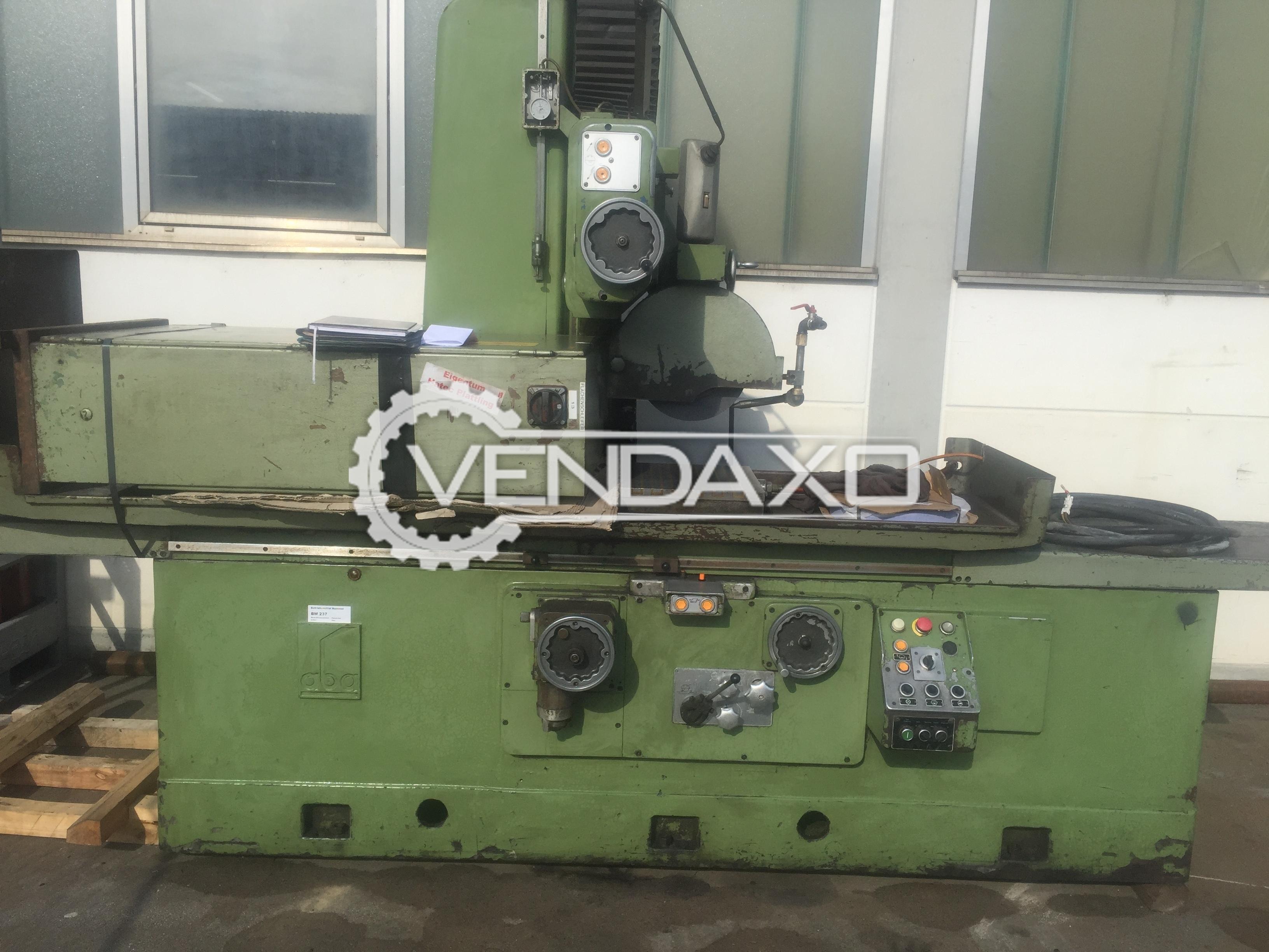 ABA Surface Grinding Machine