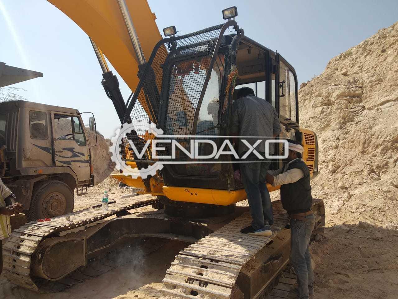 JCB 205 Excavator - 140 HP, 2017 model