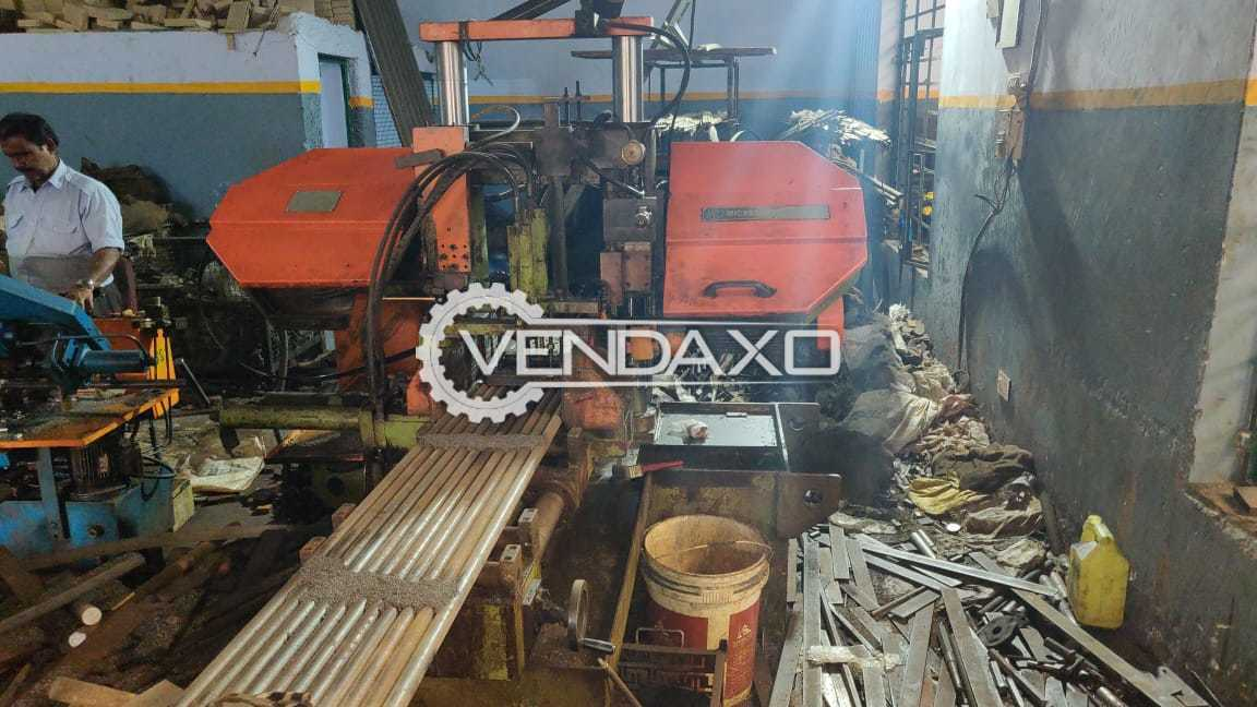 Indian Make Fully Automatic Bandsaw Machine - 300 MM