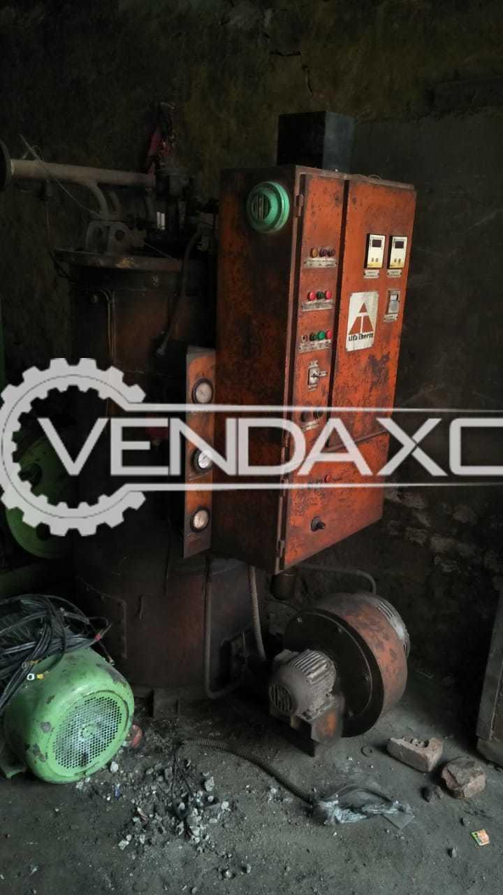Rubber Curing Diesel Boiler - Capacity - 1 ton