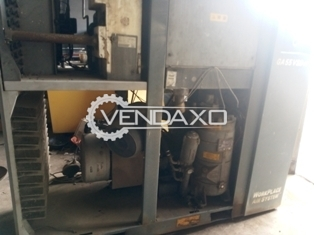 Atlas Copco GA55V8D Air Compressor - 75 HP, 2007 Model