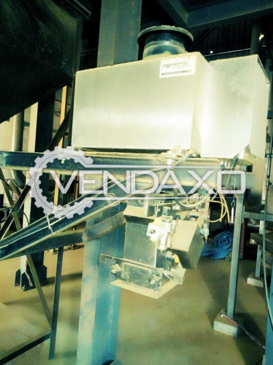 Fortress Metal Separator - 1000 Kg Per Hour