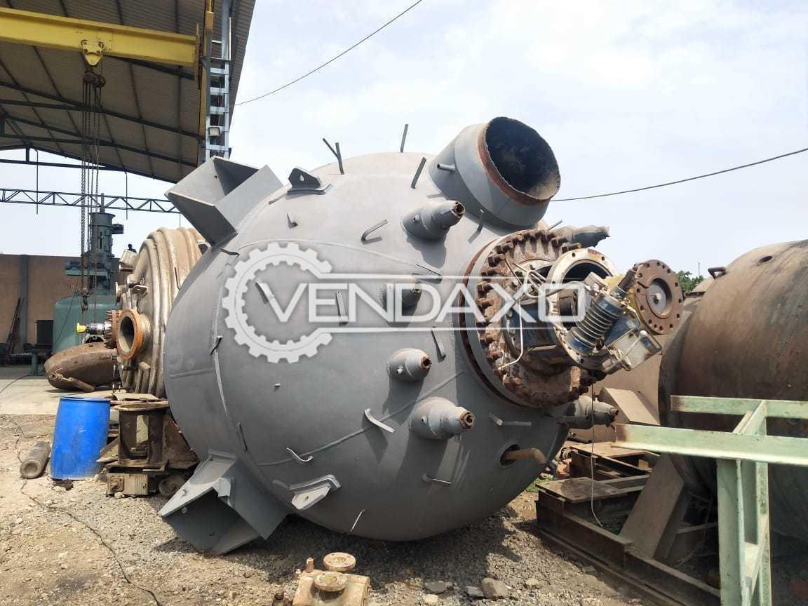 SS Autoclave - 15 KL