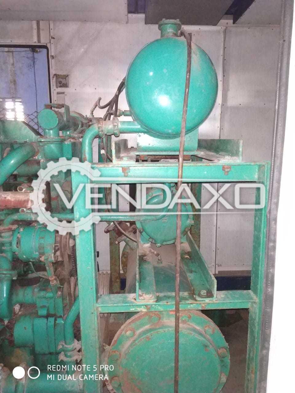 Sudhir Make Diesel Generator - 625 Kva, 2002 Model