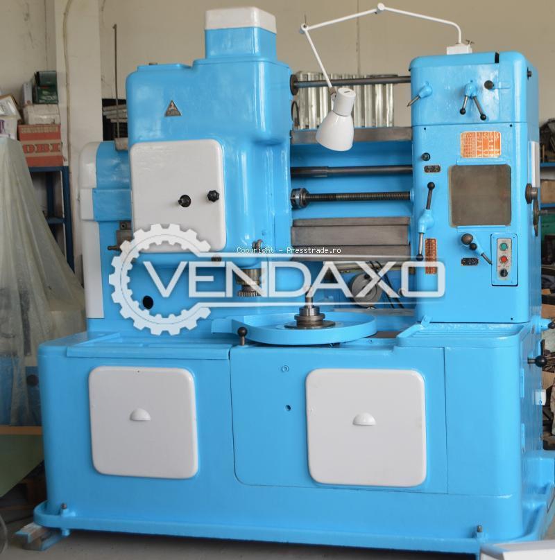 TOS OH 6 Gear Shaper Machine -  Wheel Diameter : 50 MM