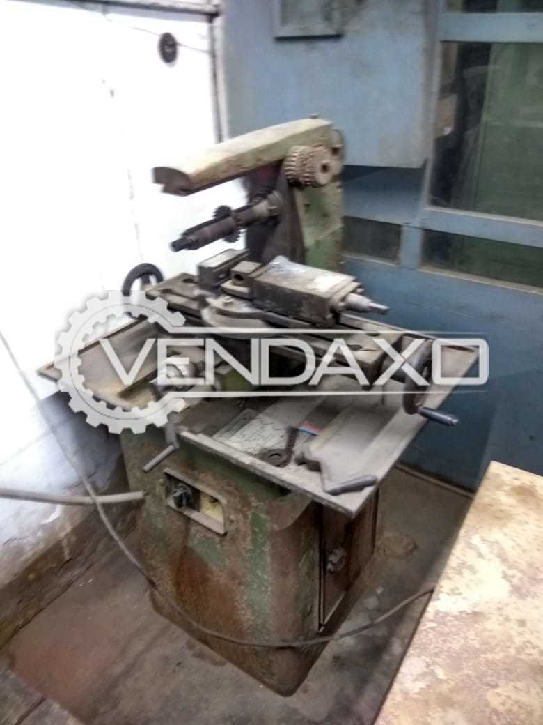Available For Sale Milling, Rolling, Heakshow Machine - 1998 & 2001 Model