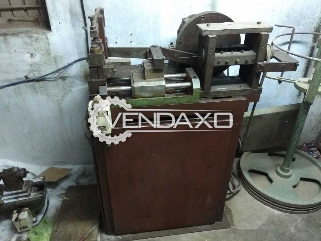 Available For Sale Wire Straightening machine - 2012 Model