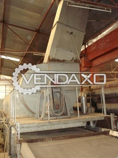 Available For Sale Vegetable Dehydration Plant