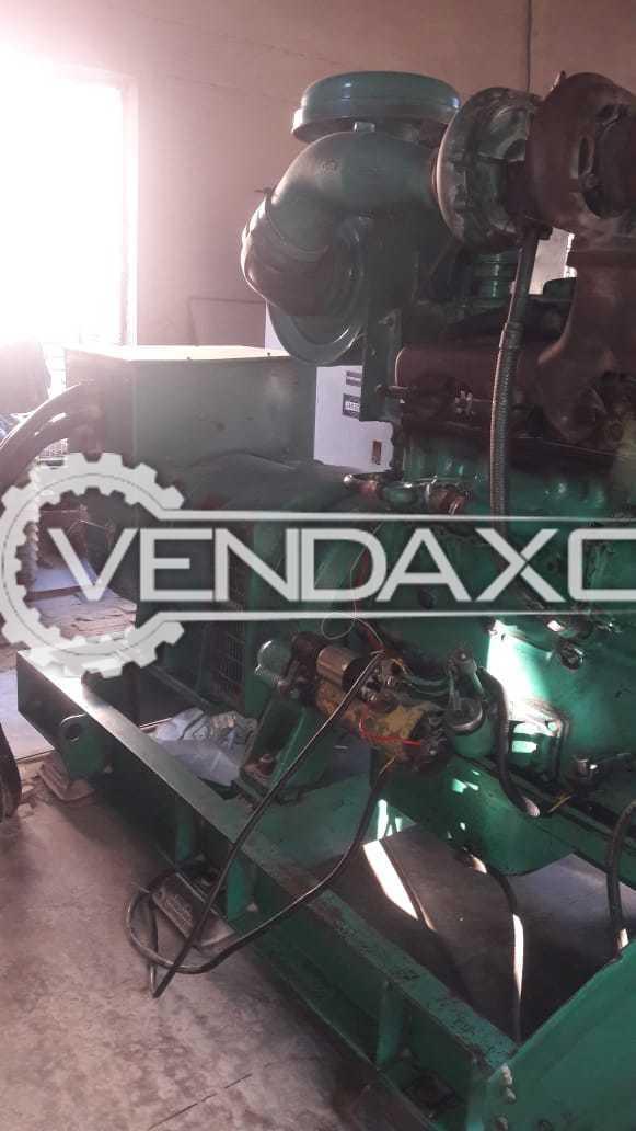 Cummins Open Diesel Generator - 250 kVA