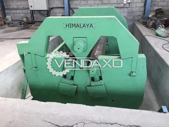 Himalaya Plate Bending Machine - 2.5 Meter x 30 mm