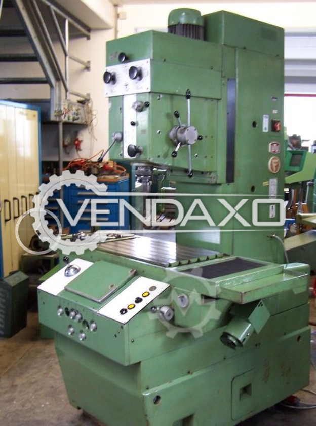 WMW Single Column Jig Boring Machine