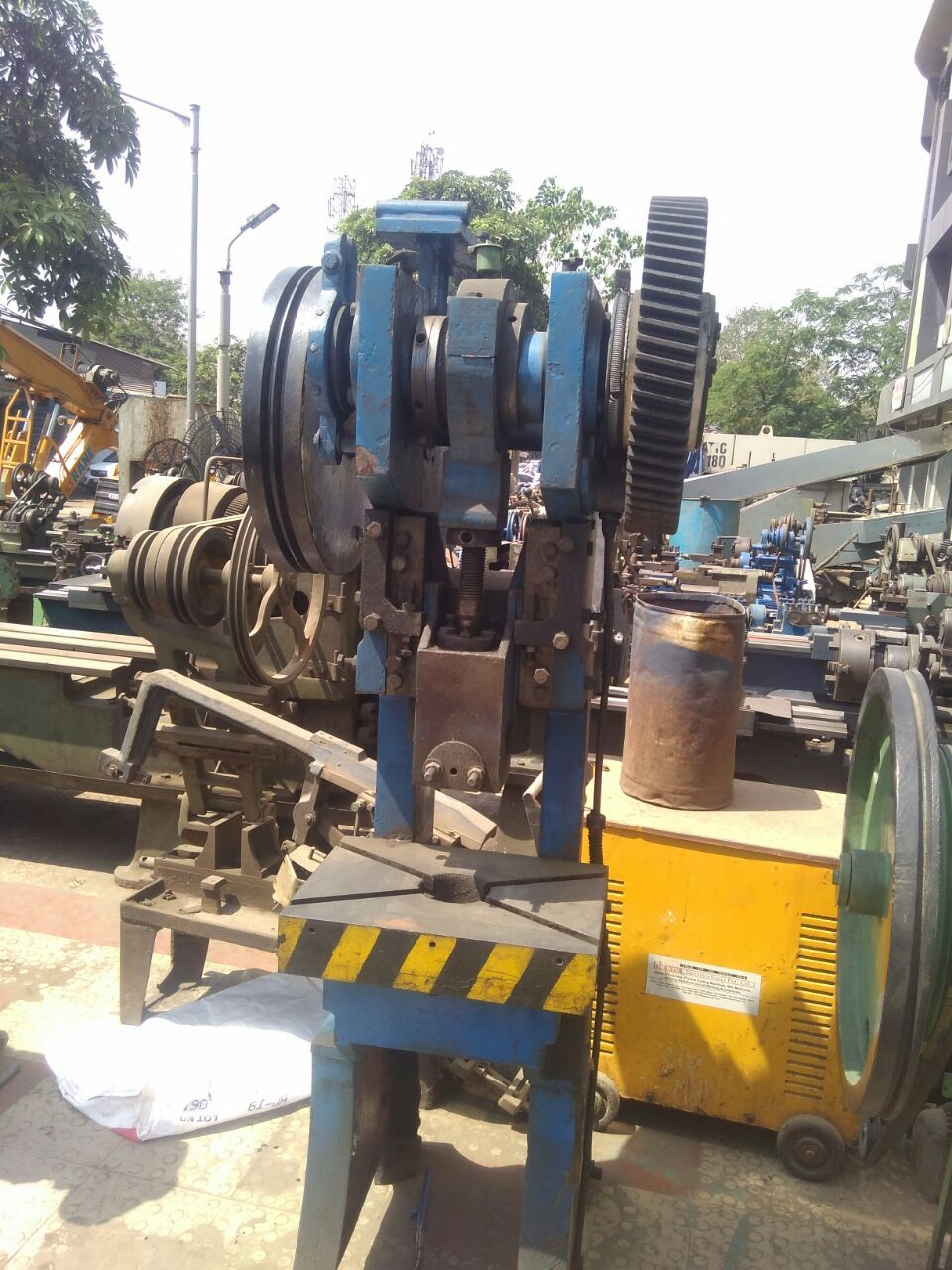 Power press 20 ton