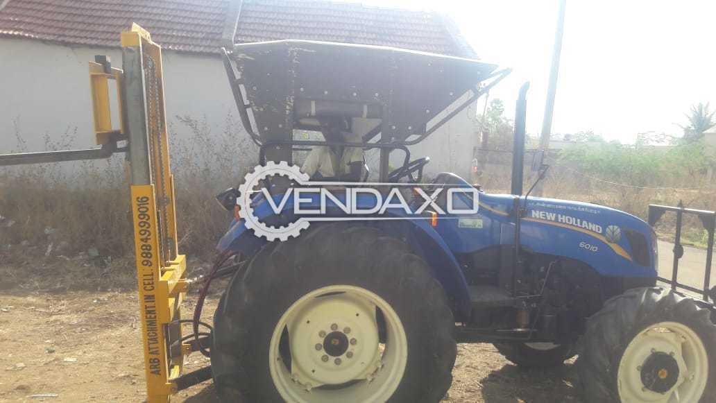 AXA FL-100 Tractor Forklift - 1 Ton, 2019 Model