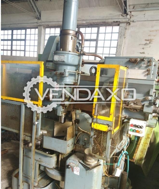 Lorenz S7/500 Gear Shaping Machine - Max.Wheel Diameter : 500 mm