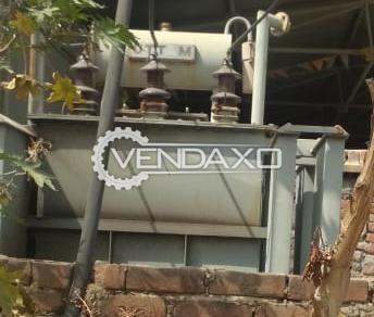 Uttam Bharat Transformer - 500 Kva, 2013 Model