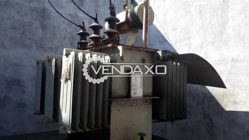 Shakti Make Transformer - 250 Kva, 2000 Model