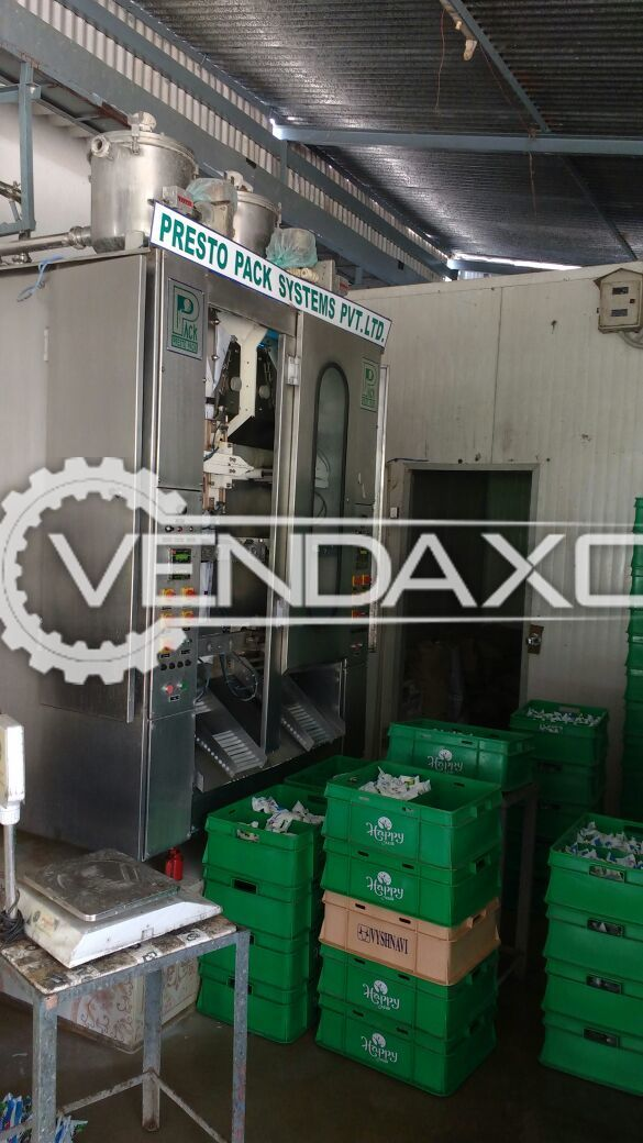 Available For Sale Dairy Milk Machinery Plant - 5 KL