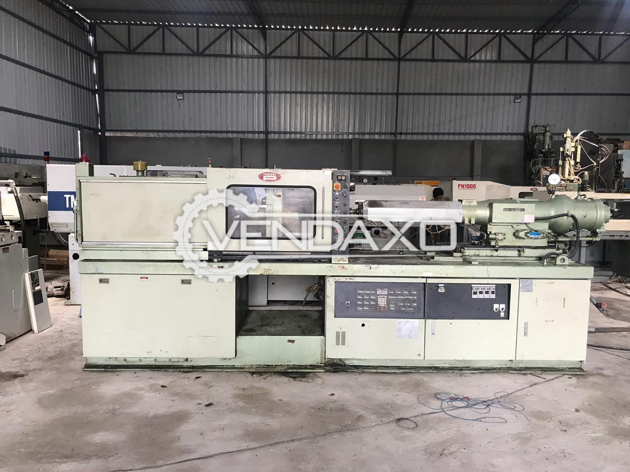 Nissei Injection Moulding Machine - 120 Ton