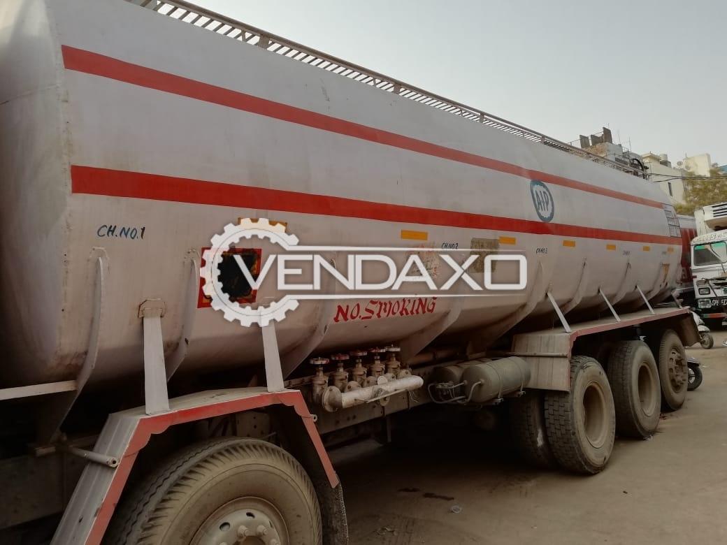 MS Storage Tank - 31/32  KL