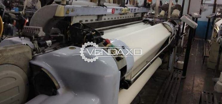 Leanardo Silver HS Rapier Loom Machine - Width - 190 CM, 2007 Model