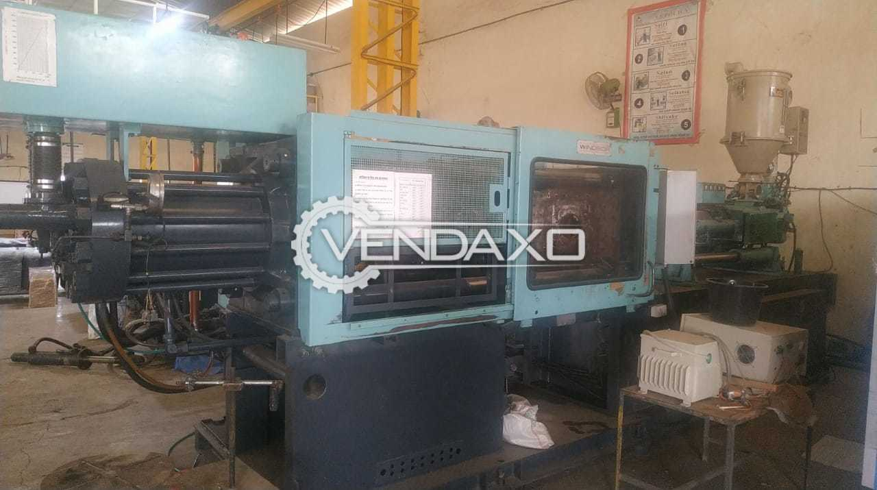 Windsor Injection Moulding Machine - 200 Ton