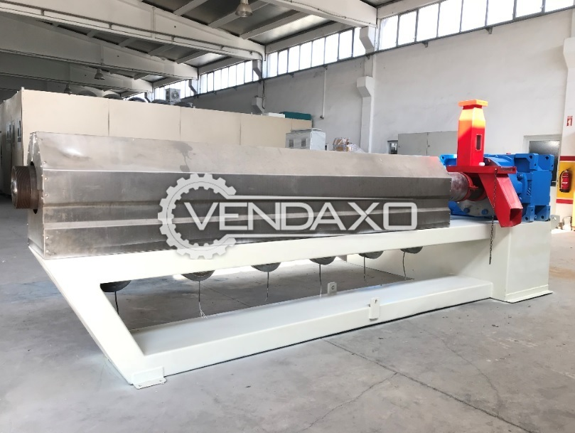 Single Screw Extruder 120 mm PVC & XLPE