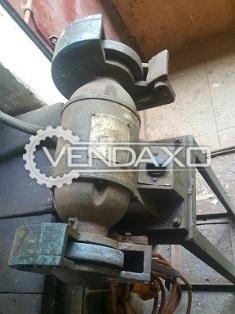 """Raili wolf  HS7 bench grinder machine - 7"""" ( 180 MM )"""