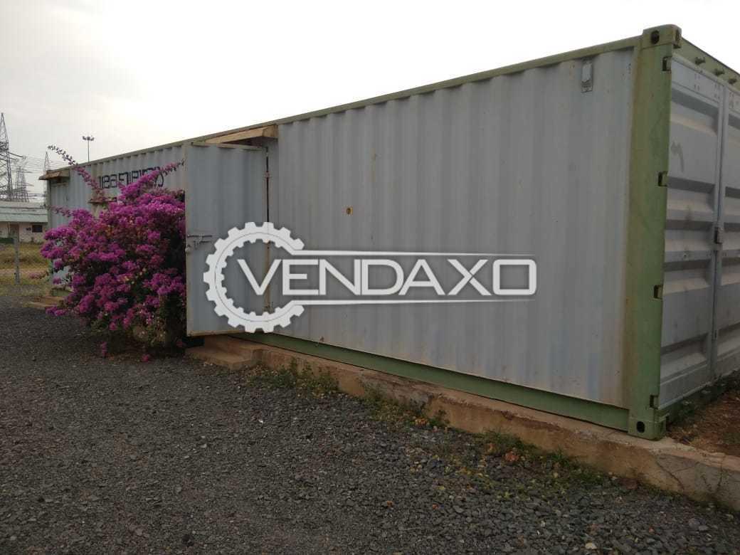 50 Set OF Insulated/ Non Insulated Porta-Cabin - 20 x 40 Feet