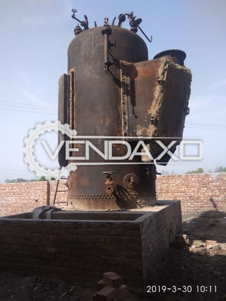 Available For Sale Steam Boiler - 2 Ton