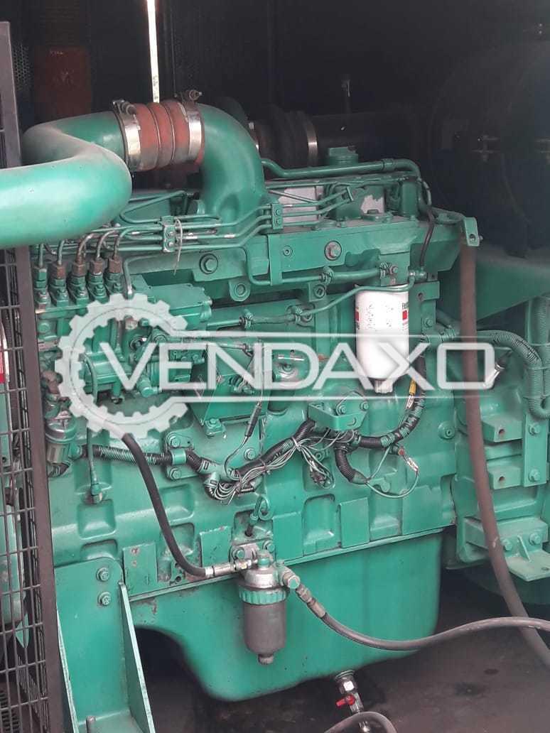 Cummins Silent Diesel Generator - 250 kVA, 2012 Model