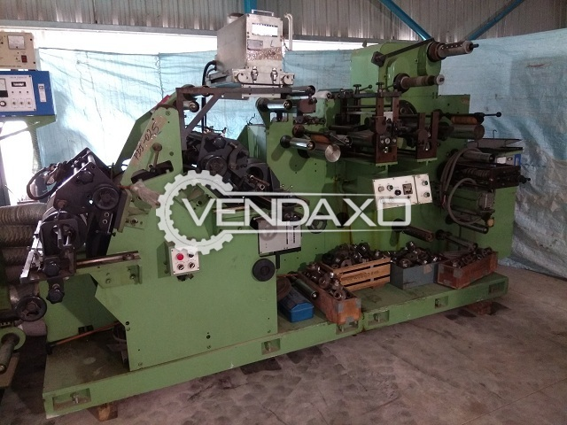 GENYU GP Rotary Label Printing Machine - 6 Color