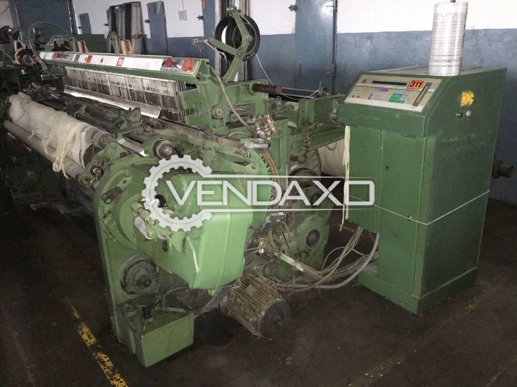 Picanol GTM Rapier Machine - 190 CM