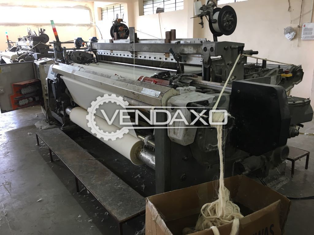 Vamatex P1001EK Rapier Machine - 190 CM