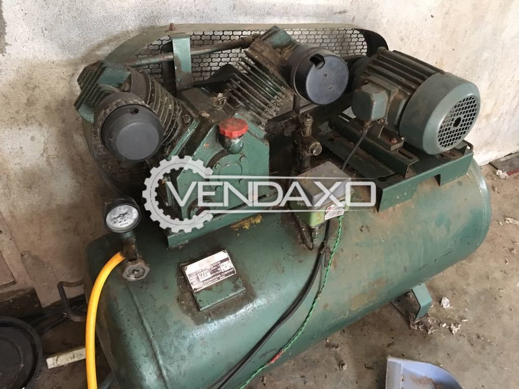 Air Compressor 3-HP