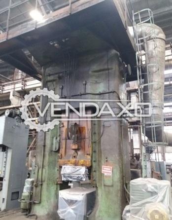 Weingarten PSS-480 Friction Screw Press - 2300 Ton