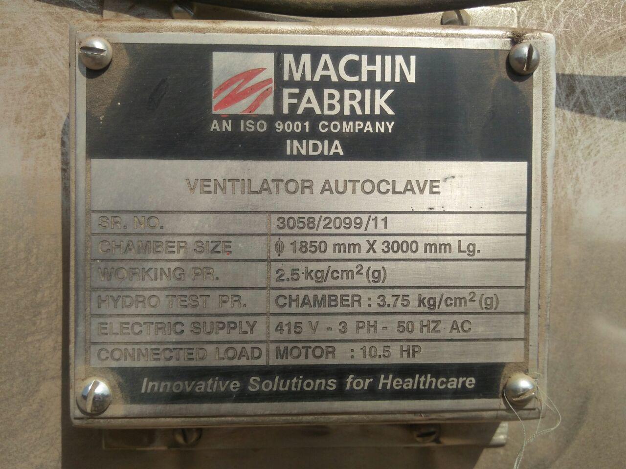 Ventilator auto clave.1