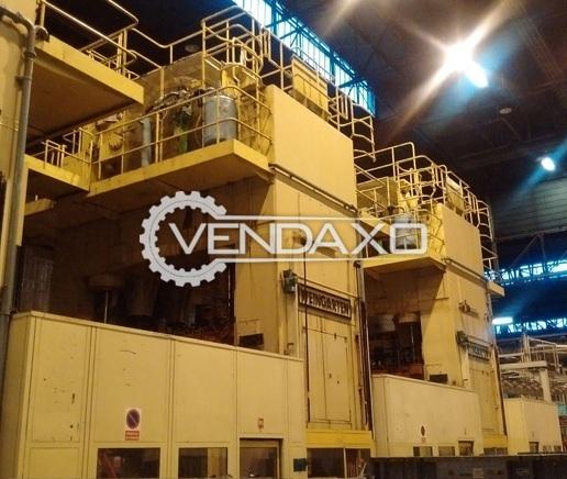 Weingarten Tandem Press - 500 Ton