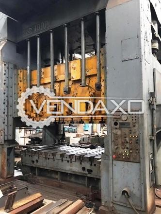 Russia Make KA3540 Mechanical Press - 1000 Ton