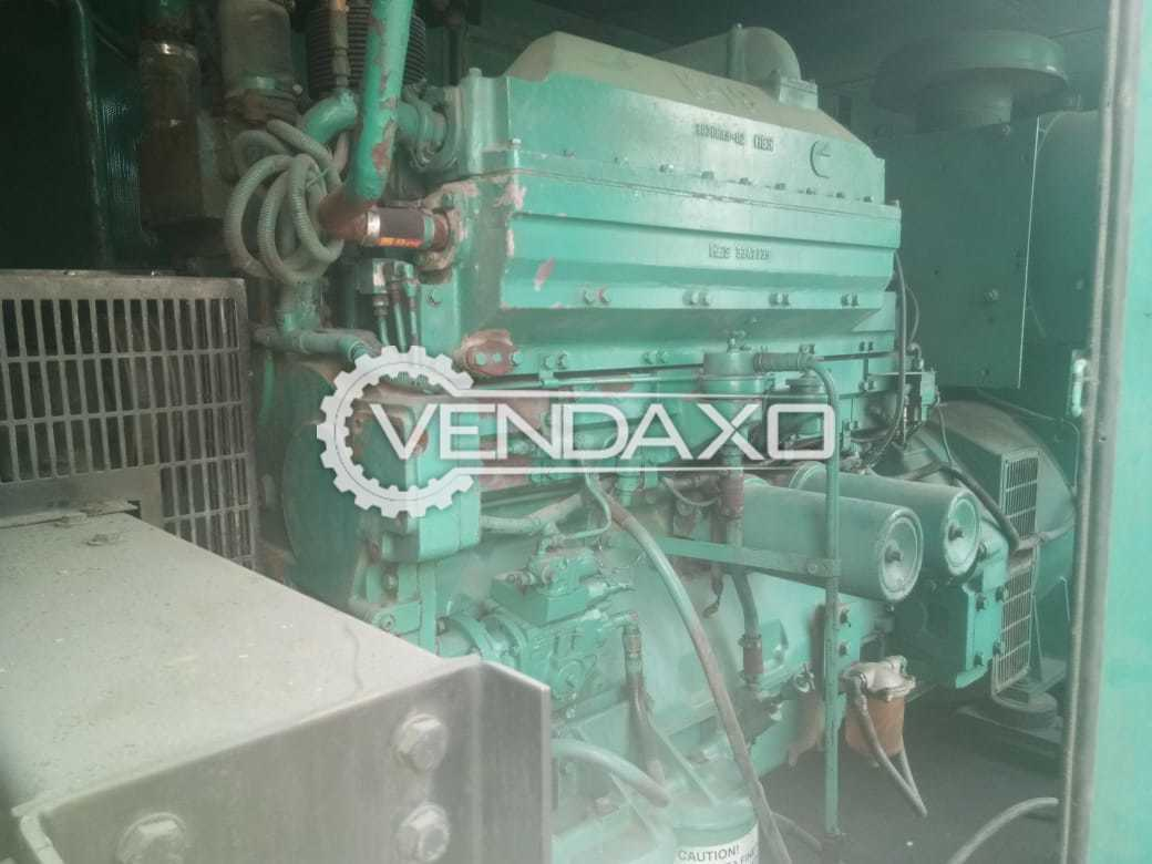 Cummins Diesel Generator - 500 Kva, 2008 Model