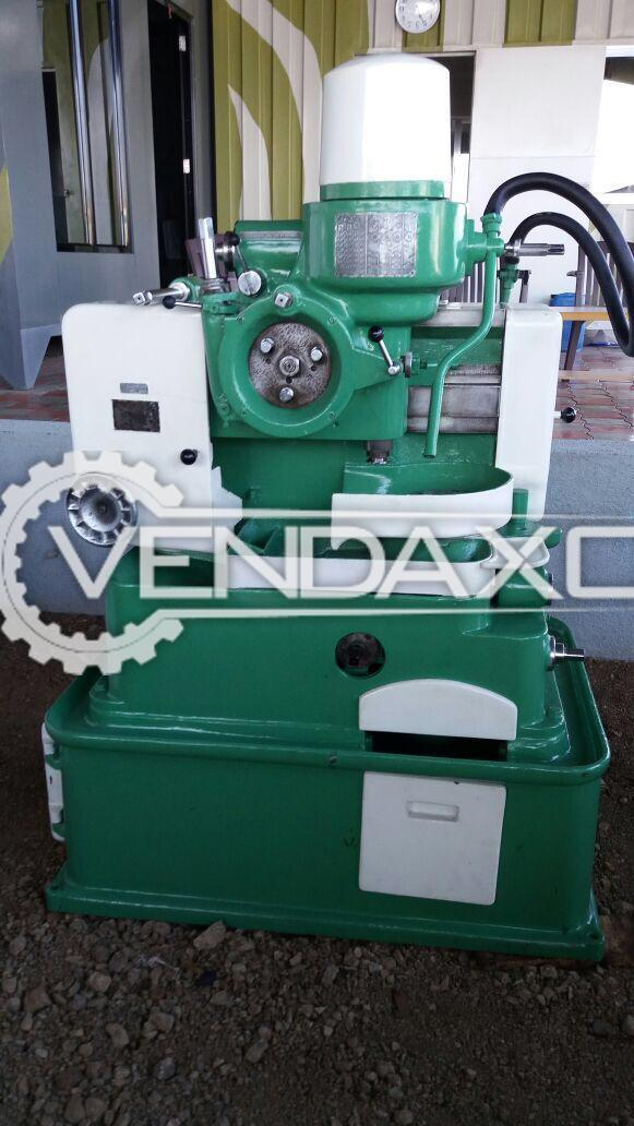 TOS OH-4 Gear Shaping Machine - Max.Diameter - 200 mm