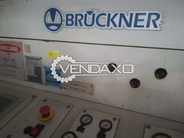 Bruckner Stenter Machine - 220 CM