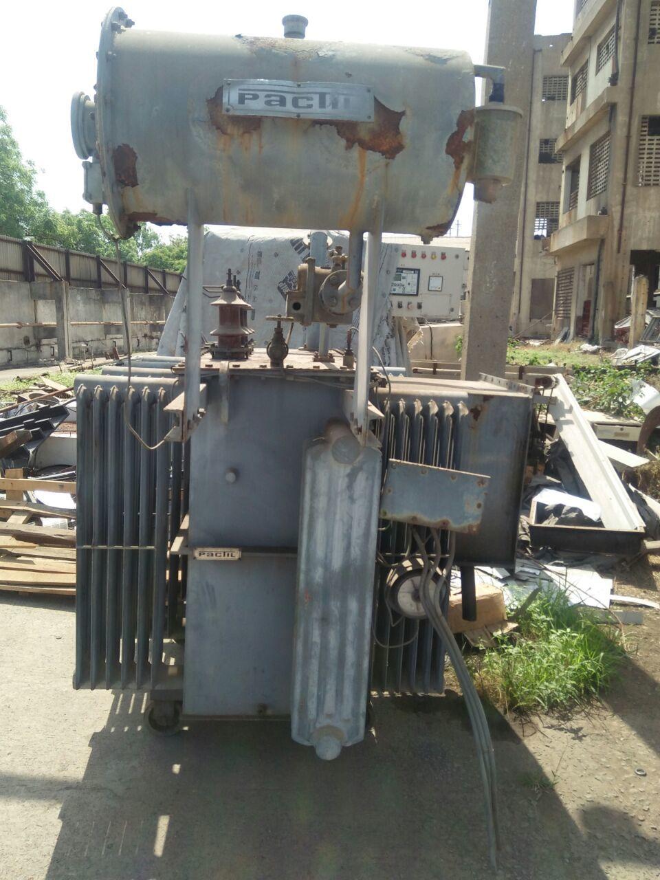 Power Tranformer - 750 kVA