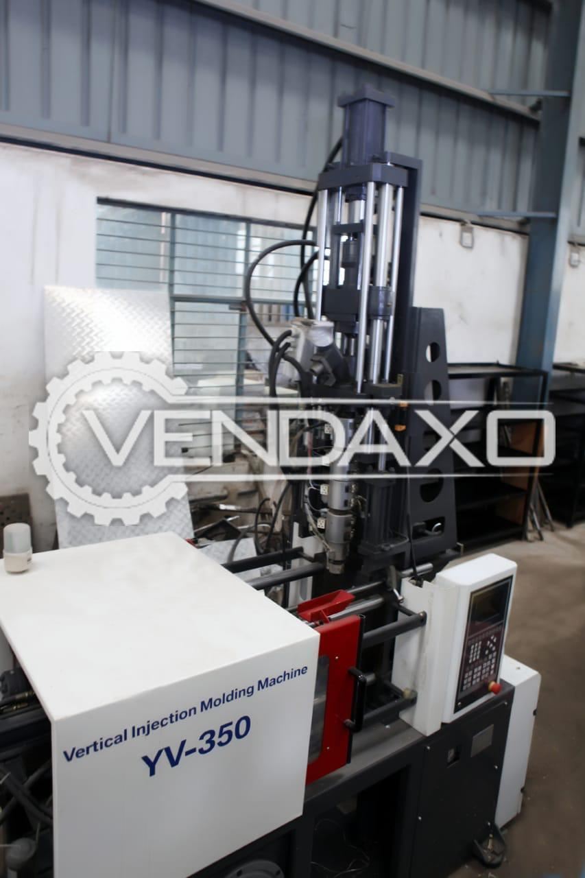 Available For Sale L Type YV-350 Injection Moulding Machine - 350 Ton