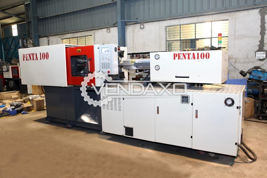 Penta 100 Injection Moulding Machine - 100 Ton