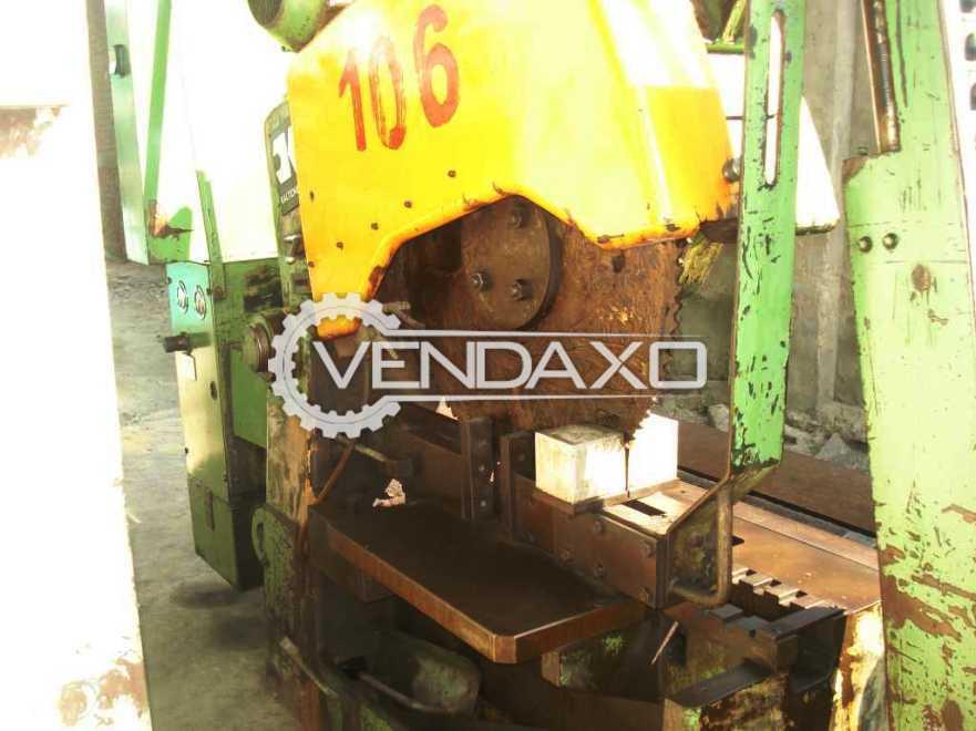 Kaltenbach HDM 400 Bandsaw Machine - Max.Cutting Diameter : 400 mm