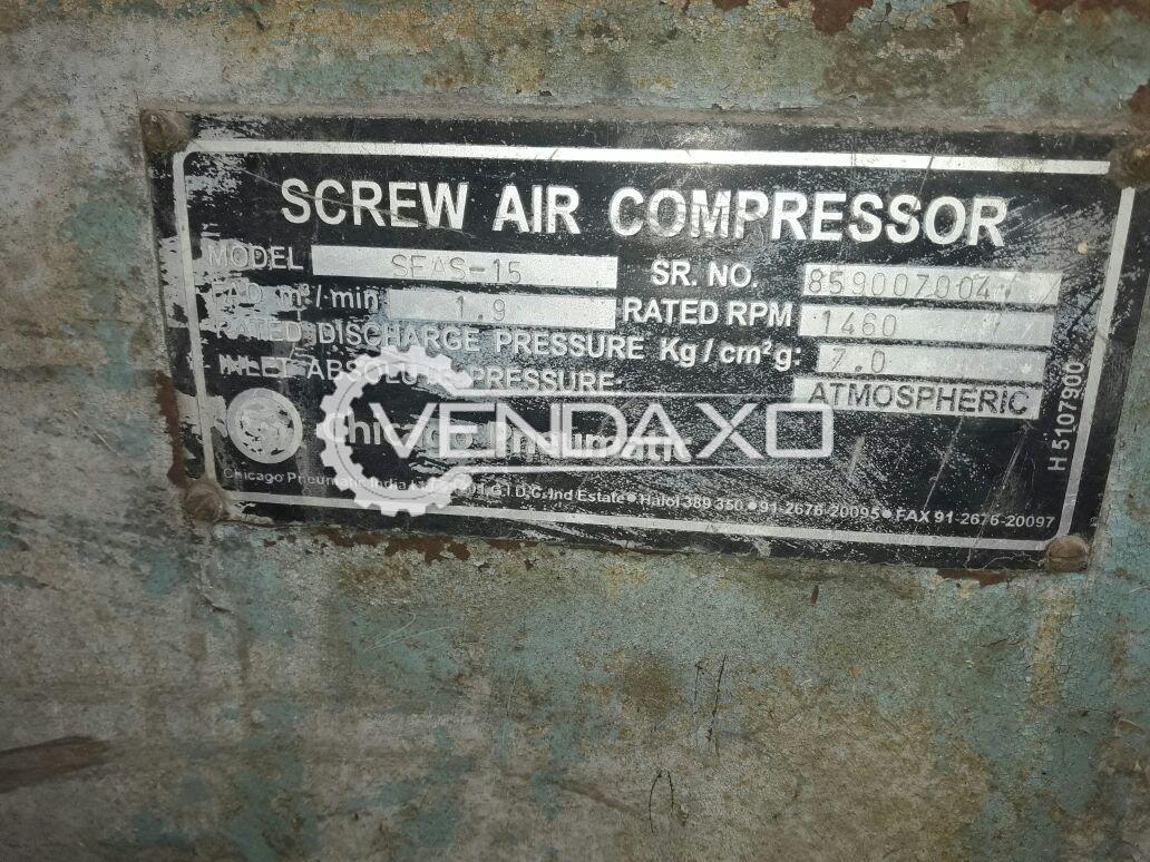 Cp air compressor 2